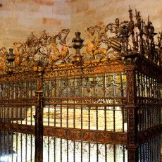 Old Cathedral Salamanca 13