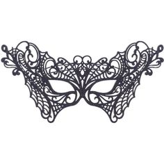 BCBGMAXAZRIA Web Motif Mask ($38) ❤ liked on Polyvore featuring costumes, party halloween costumes, party costumes and bcbgmaxazria