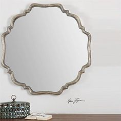 Uttermost 12849 Valentia Mirror Silver ** You can get additional details at the image link.