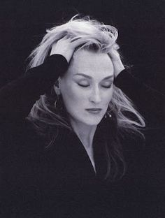 Meryl Streep - another Oscar - congrats!