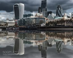 Mirror by jeechym #architecture #building #architexture #city #buildings #skyscraper #urban #design #minimal #cities #town #street #art #arts #architecturelovers #abstract #photooftheday #amazing #picoftheday