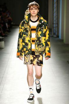 MSGM Spring/Summer 2018 Menswear