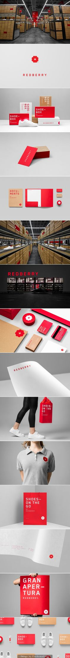 Anagrama - Redberry