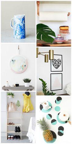 6 DIYs for the Home