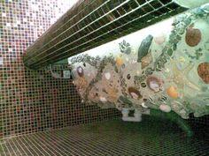 Декор ванной своими руками - фото-идеи