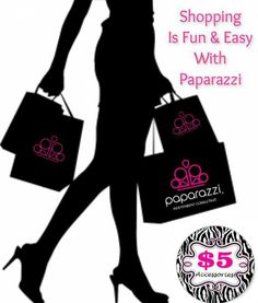 Paparazzi Accessories with Alicia Zeller #24034