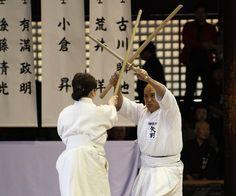 Shinto Muso-ryu Jodo / 神道夢想流杖道