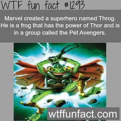 MORE OF WTF FACTS are coming HERE places, movies, history and fun facts