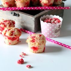 Muffins aux pralines roses ou muffins à la Lyonnaise : la recette facile