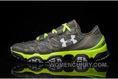 big sale d0155 db654 Under Armour SpeedForm XC Mens Navy Green Online