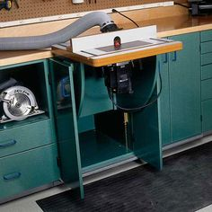 Router & Tool Table