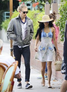Picture perfect! Vanessa Hudgens and her boyfriend Austin Butler were spotted grabbing breakfast in Beverly Hills on Wednesday