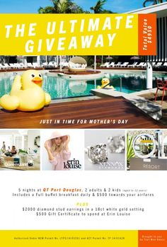 Tout Mon Amour » Blog Archive » The Ultimate Mother's Day Giveaway! Would be a dream come true and be forever grateful! Could really use a getaway from everything! Thank you SO much for this chance of a lifetime and good luck to all!!!