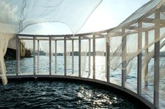 7 | You'll Need To Swim To Visit This Peaceful Floating Pavilion In Malta | Co.Design | business + design