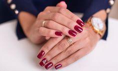 Domáca manikúra: Spoznaj správny základný postup Nail Manicure, Nails, Gel Polish, Nail Art, Velvet, The Originals, Mysterious, Beauty, Creative