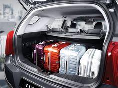 쌍용자동차 소형 SUV `티볼리 에어 가솔린` 트렁크 (제공=쌍용자동차)