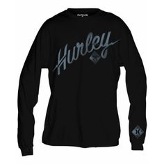 Hurley Boys Striker Long Sleeve Tee - Childrens - Clothing & Accessories | D Farm and Ranch