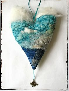Carolyn Saxby Mixed Media Textile Art | March 2012