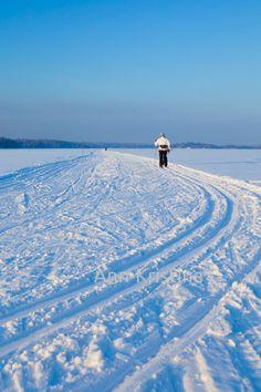Ann-Kristina Al-Zalimi, hiihtää, hiihtäjä, talvi, talviurheilu, crosscountry skiing, winter, snow, finland, skiing, latu, lumi, murtomaahiiihto, finland, skandinavia