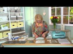 -Crafting My Style With Sue Wilson - 15. FOUR SQUARE FRAME For Creative Expressions - YouTube