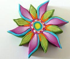 Blog de partage artistique. Mes créations en pâte fimo ou argile polymère.