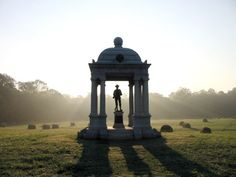 Chickamauga Battlefield, Chickamauga and Chattanooga National Military Park, Fort Oglethorpe, GA.