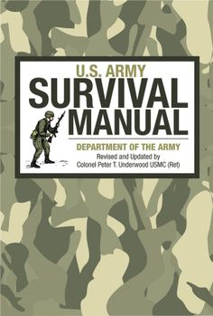 Books U.s. Army Survival Manual BK190 - $12.57 # #Books