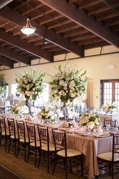 Briscoe Manor  Archetype Photography Wedding Reception Floral