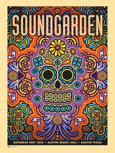 GigPosters.com - Soundgarden