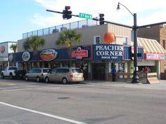 Peaches Corner, Myrtle Beach