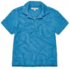 Digby Towelling Polo by Orlebar Brown