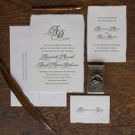 Oblation Papers Wedding Invitations & Stationery - Hyegraph Invitations & Calligraphy