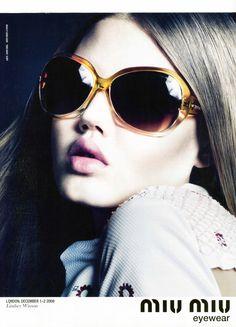 British #Vogue May 2010 Lindsey Wixson for Miu Miu #Fashion