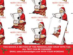 funny wrapping paper - Google Search