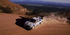 """In """"Climbkhana,"""" drift master Ken Block dominates America's most dangerous hillclimb in his all-wheel-drive Mustang on the brink of disaster."""