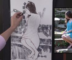 Painting the Figure in Pastel