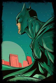 Batman! by John Timms