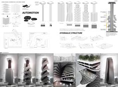 [AC-CA] International Architectural Competition - Concours d'Architecture   [HONG KONG] Alternative Car Park Tower