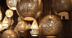 Trendy lighting - gorgeous picture