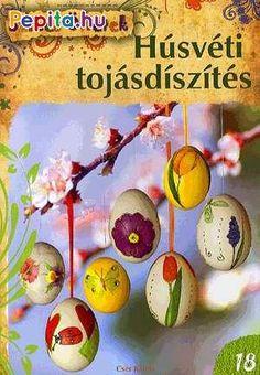 Ebben a könyvben a tojásdíszítés különféle technikáit mutatjuk be. Alkalmazhatjuk a szalvétatechnikát, üvegfestést, árnyékvágást stb. Fogjunk hozzá bátran, és készítsünk különféle húsvéti tojásokat, amelyekkel megajándékozhatjuk a húsvéti locsolókat, illetve díszíthetjük a húsvéti terítéket. A kötetet óvodáknak és iskoláknak is ajánljuk.  A tartalomból: Anyagok, eszközök és technikák; Tojásvásárlás; Tisztítás és kifújás; Festés és ragasztás; A mintaív átmásolása; A tojás felfüggesztése… Breakfast, Morning Coffee, Morning Breakfast
