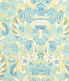 Portfolio Royale Aqua Fabric