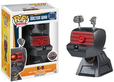 Doctor Who Funko Pop! K9