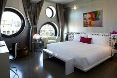 Design hotel ou chambre de luxe design – un style pour chez soi