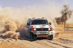 Mitsubishi Shogun, Mitsubishi Motors, Mitsubishi Pajero, Road Race Car, Off Road Racing, Race Cars, Pajero Off Road, Pajero Dakar, Rallye Paris Dakar