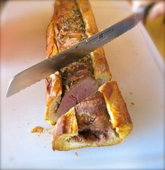 Chris- let me know if you Pork Roasted the Way make it- sounds good but i wonder how it doesnt get soggy Tuscans Do dinner pork Pork Roasted the Way Tuscans Do Pork Tenderloin Recipes, Pork Roast, Pork Recipes, Cooking Recipes, Roast Brisket, Game Recipes, Pork Tenderloin Sides, Leftover Pork Loin Recipes, Pork Tenderloin Sandwich