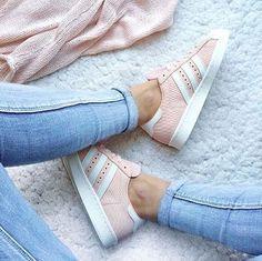 adidas, fashion, and pink image Adidas Women's Shoes - http://amzn.to/2hIDmJZ
