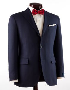 High quality wool suits and menswear accessories by J. Press