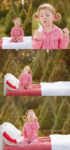 Tree farm!!  Love the bed!   chubby cheek photography tomball  tx photographer