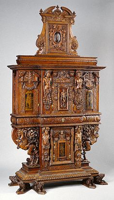 Cabinet (Getty Museum)