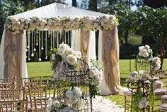 Resultado de imagem para decoração rustica casamento